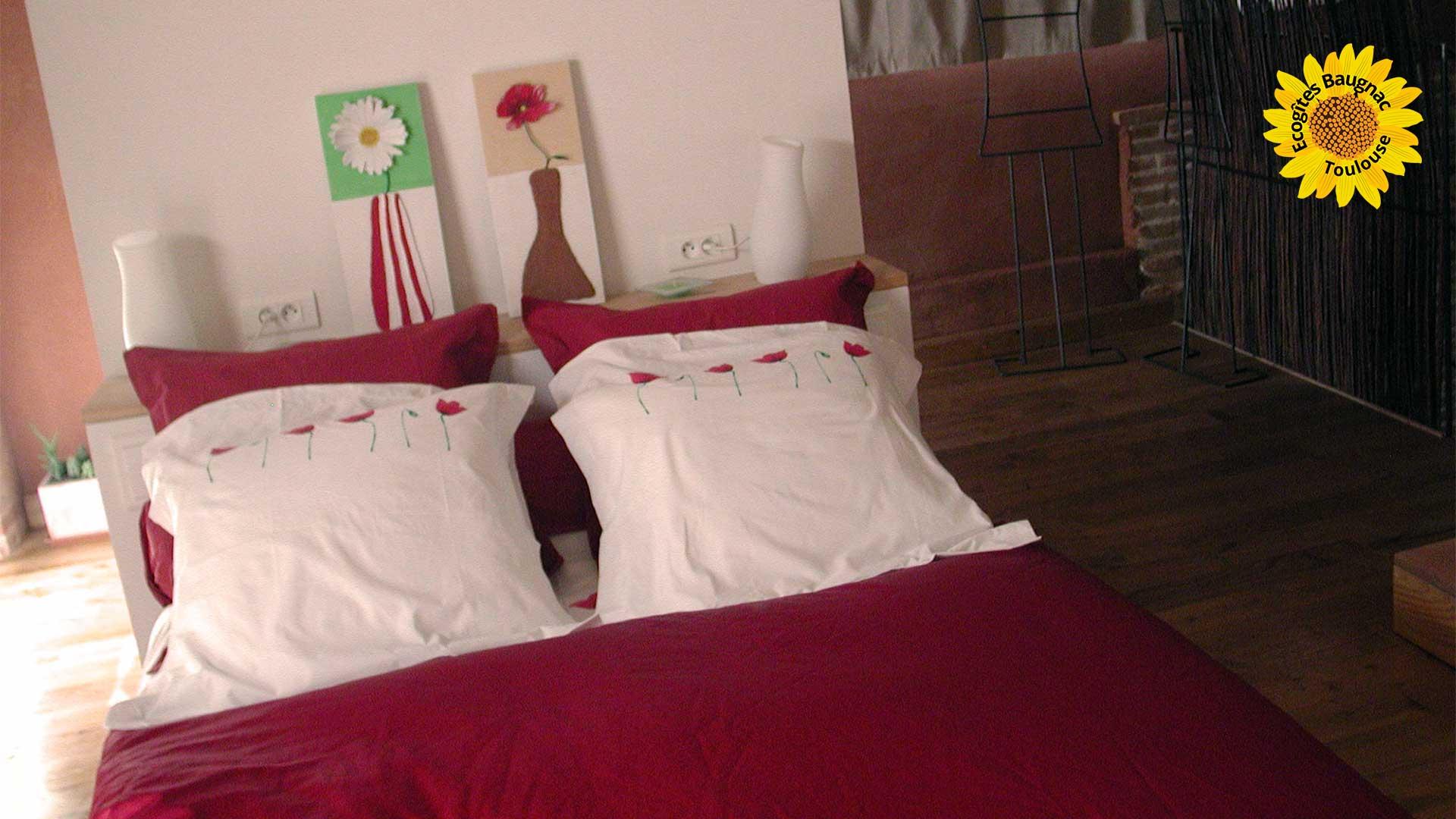 écogite31, chambre - Toulouse