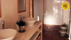 Salle d'eau gîte 4 personnes à Toulouse